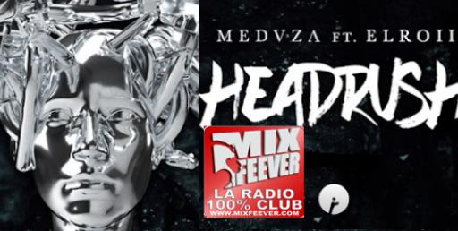 Meduza Nouveau Single  Headrush