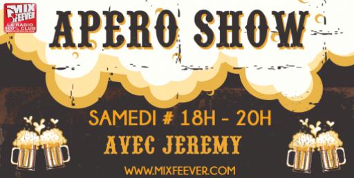 Apero Show 17h30 20h avec Jeremy et Maeva ...