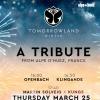 MixFeever t invite à regarder le Tomorrowland  Winter Alpe d'Huez 25 Mars 2021 sans publics.