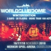 World Club Dome 16.17.18 Novembre 2018 à Dusserdorf