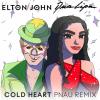 Dua Lipa & Elton John - Cold heart coup de coeur de la Rentrée de Septembre de MixFeever