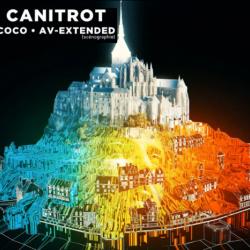 Monumental Canitrot Tour au Mont Saint Michel le Dimanche 19 Septembre 2021 (diffusé sur C8)