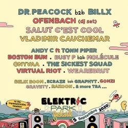MixFeever Rentrée Festival Electrik Park les 4 et 5 Septembre 2021 à Chatou dans le 78