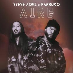 Steve Aoki & Farruko - Aire déja sur MixFeever