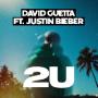 Pochette de David Guetta - 2U