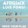 Pochette de Afrojack - Wave Your Flag