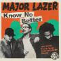 Pochette de Major Lazer - Know No Better