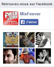 MixFeever sur Facebook